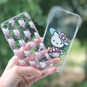 NWT Hello Kitty iPhone 7 8 Phone Case